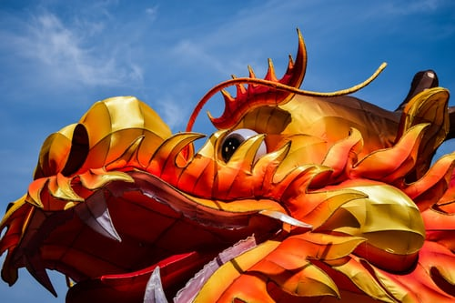 What Does The Chinese Dragon Dance Symbolize?